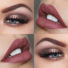 The perfect makeup palette for an autumn wedding … makeup wedding brown eyes The perfect make-up range for a fall wedding up … - My WordPress Website Hazel Green Eyes, Smoky Eye For Blue Eyes, Blue Green Eyes, Blue Eye Shadow, Blue Eyes Brown Hair, Make Up Brown Eyes, Pale Blue Eyes, Soft Smokey Eye, Smokey Eyes