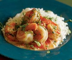 Shrimp Stew with Coconut Milk, Tomatoes & Cilantro by Fine Cooking