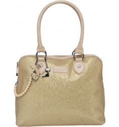Grand sac shopper glitter