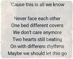 lyrics chainsmokers all we know #allweknow