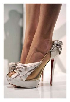 {christian louboutin for marchesa}