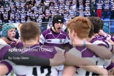 Clongowes Wood College v St Michael's College - Bank of Ireland Leinster Schools Junior Cup Semi-Final