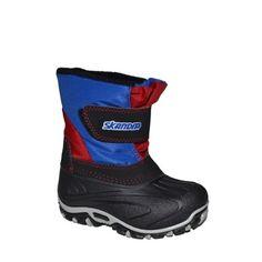 ботинки черные зимние Skandia