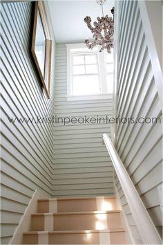 Designed by Kristin Peake Interiors.