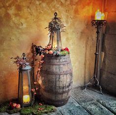 #fall texture decoration by #violamalva #weddingintuscany #castleilpalagio