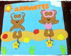 """""""Ajudantes"""" - Ursos Mergulhadores"""
