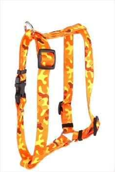 #Dog #Collars #Leashes #Harnesses #Yellow_Dog_Design #shopping #sofiprice Yellow Dog Design H-CMO103L Orange Camo Roman Harness - Large - https://sofiprice.com/product/yellow-dog-design-h-cmo103l-orange-camo-roman-harness-large-92165247.html