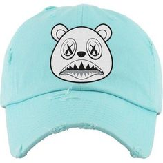 d8dbd3c9438f38 Ghost Baws Island Green Dad Hat