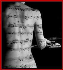this is how I feel when I play the piano. As though each note and chord invades my body and incorporates me into the masterpiece.