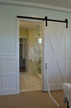 10 barn door designs for any style home bathroom barn doorsliding