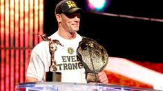 Raw 12/9/13 - Match of the Year Award Presentation - Slammy Awards 2013