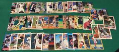 50 Mixed Vintage Chicago Whitesox Baseball Cards by CoryCranksOutHats on Etsy