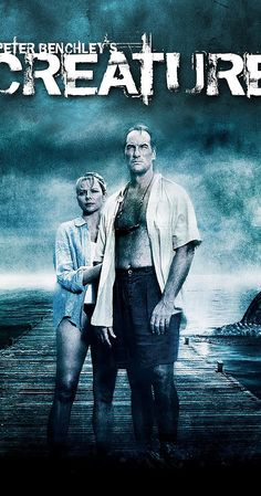 With Craig T. Nelson, Kim Cattrall, Colm Feore, Cress Williams. An amphibious shark-like monster terrorizes an abandoned secret military base and the people who live on the island it is located on. A marine biologist, as well as several other people, try to stop it before it is too late...