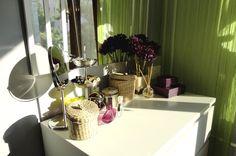6 pomysłów na toaletkę – zbiór inspiracji i kilka DIY