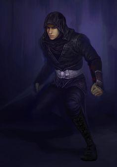Kylar Stern (Fan Art from Cage Match 2012)