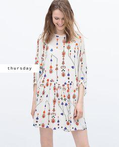 #zaradaily #thursday #woman #dresses