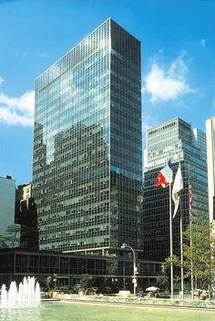Selected Works: Lever House by Gordon Bunshaft