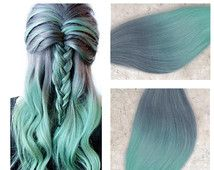 brown to teal ombre - Google Search