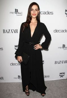 Sophia Bush, Jessica Lowndes, Ashley Madekwe, Rose McGowan, Leslie Bibb, Lisa Rinna, Morena Baccarin, Terry Seymour and Zuleikha Robinson at The Dukes of Melrose launch at The Terrace at Sunset Tower in West Hollywood