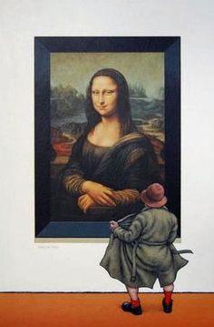 (how we look at art), chris chapman