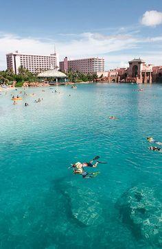 Paradise Hotel Atlantis, Bahamas