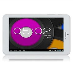 IPPO U7PRO 7Inch Android 4.2.2 Allwinner A31S Quad Core 1.5GHz Tablet PC with 3G,Bluetooth,Wi-Fi(8GB)