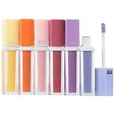 Modern Watercolors Lip Gloss Set - SEPHORA+PANTONE UNIVERSE | Sephora