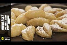 Žabí hubičky - Roman Paulus - Kulinářská Akademie Lidlu Lidl, Pretzel Bites, Hamburger, Roman, French Toast, Bread, Breakfast, Youtube, Food