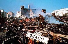 Marina District after 1989 Loma Prieta quake, San Francisco San Francisco City, San Francisco California, Engineering Disasters, Earthquake Damage, San Andreas Fault, San Francisco Earthquake, Wild Nature, Big Sur, Natural Disasters