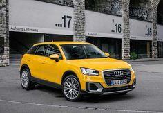Audi Q2 serisi, yeni 2.0 TFSI quattro modeli ile güncellendi Bakalım audi neler yapmiş 187hp, modeli henüz en güçlü Q2 ve S ve RS modelleri