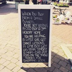 Forget Black Friday, Think of Small Business Saturday Instead- Why you should support your local businesses   |   Treehugger
