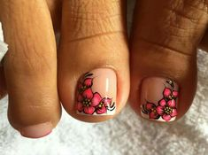 Pedicure Nail Art, Toe Nail Art, Toe Nails, Manicure, Sexy Nail Art, Sexy Nails, Magic Nails, Toe Nail Designs, Hair And Nails