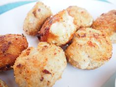 Garlic Chicken and Cheese Nuggets