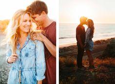 Josh Elliott Photography. Joshelliottstudios.com San Clemente Beach Engagement session.