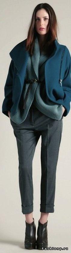 Подборка фото брючек-чинос в преддверии весны / штаны чинос для девушек