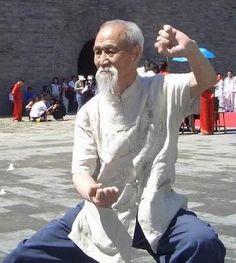 Tai chi creates yin and yang in organs, the mind and meridians aligning, breath… Karate, Poses, Tai Chi Exercise, Tai Chi Qigong, Shaolin Kung Fu, Chinese Martial Arts, Warrior Spirit, Martial Artists, Aikido