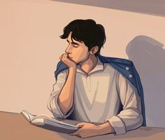 Can we just stop for a moment to appreciate this stunning art by taratjah of Dorian looking all sophisticated and pouty and basically being the most adorable bean ever? THATS MY BABY.
