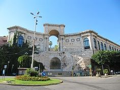 San Bastión Remy, Cerdeña, Cagliari