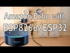 [DEMO] Alexa (Echo) with and - Voice Controlled Relay Esp8266 Projects, Hobby Electronics, Alexa Echo, Music System, Home Automation, Amazon Echo, Smart Home, Digital Camera, The Voice