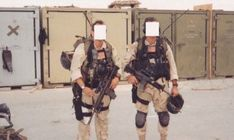 US Army Delta Force in Mogadishu 1993.
