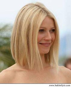 Küt Kesim Bayan Saç Modelleri