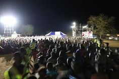 Tamryn and our team were on crusade in Ntlhaveni, South Africa from 5 - 9 October. South Africa, Concert, Concerts