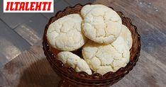 Pikkuleivät eivät todellakaan ole vaikeita leipoa. Varsinkaan rakastetut Hanna-tädit. Muffin, Food And Drink, Baking, Breakfast, Morning Coffee, Bakken, Muffins, Cupcakes, Backen