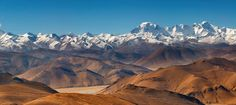 Une nouvelle photo de l'Himalaya, par Shanti Travel