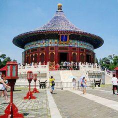 Hermoso el #Templo del Cielo en #pekin.  #china #asia #beijing #instadaily #instalike #instagramers #instamood #insta #temple #travel #travelgram #traveling #traveler #travelling #travelblog #budismo #budha #budhism