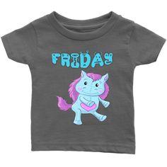 Friday T-shirt (Infants) Friday T Shirt, Infants, Babies, Best Deals, Sweatshirts, Tops, Women, Fashion, Young Children