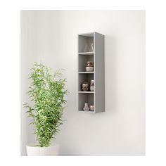 APELVIKEN Regal IKEA Kann längs oder quer angebracht werden.