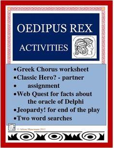 chorus in oedipus rex pdf