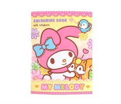 My Melody Coloring Book