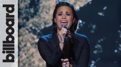 "just an absolutely incredible performance! :)  Demi Lovato - ""Stone Cold"" Live at Billboard Women in Music"
